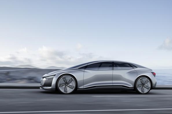 Israel Startup, Audi AG Partner In The Cloud For Autonomous Vehicles