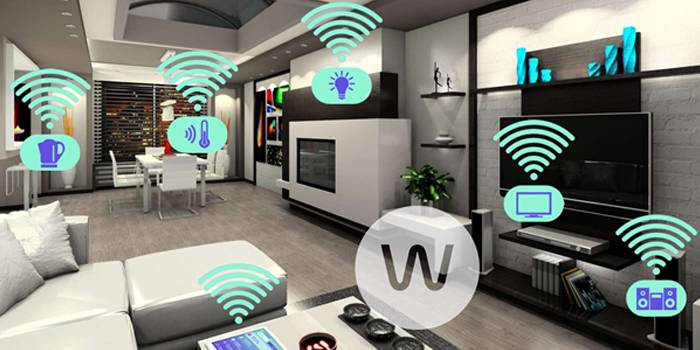 What A 'SMART HOME' of the future will look like
