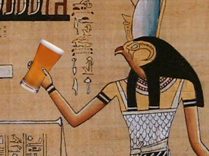 It's all in the Yeast: Beer of Pharaohs Resurrected?