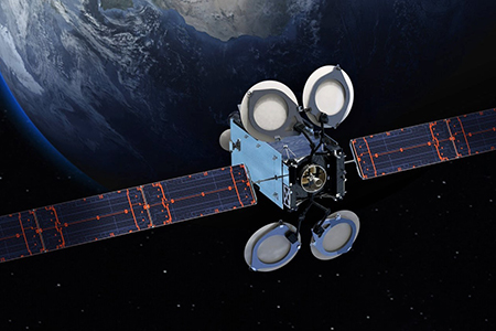 Now That's Wifi. Israeli Satellite to Provide High-Speed Internet Access to Africa and MidEast