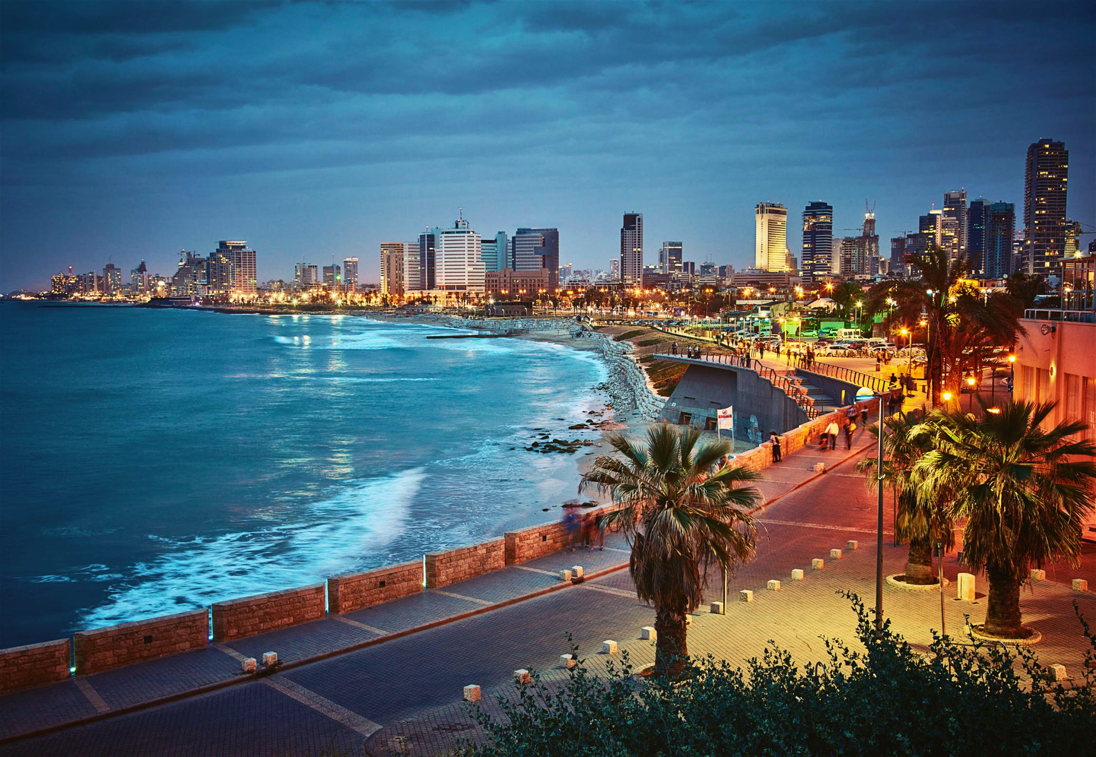 Tel Aviv Poised to be Top Global Destination?