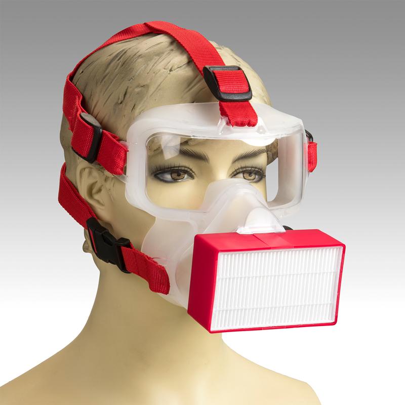 Israeli-Made Masks Offer Best in Protection Against Coronavirus